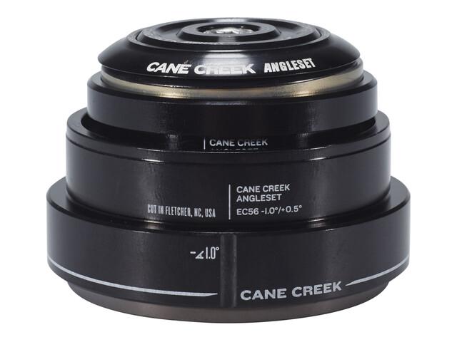 Cane Creek Winkel Steuersatz 1° ZS44/28.6 I EC56/40 schwarz